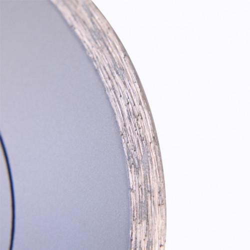 Disque diamant jante continue 125mm - Silver