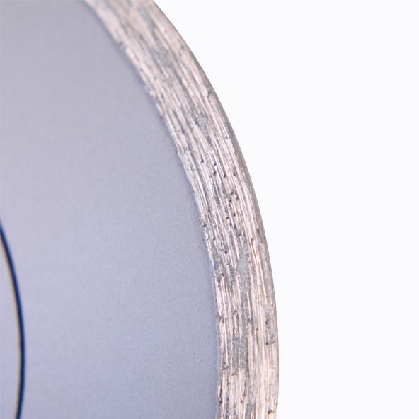 Disque diamant jante continue 115mm - Silver