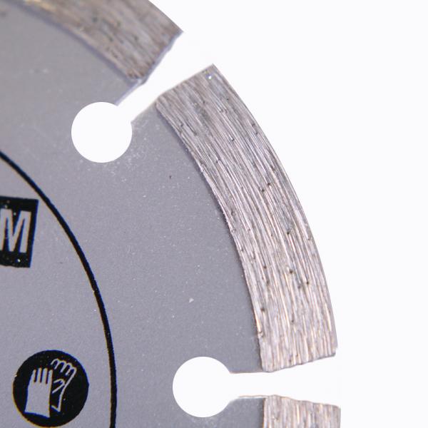Disque diamant universel segmenté 115mm - Silver