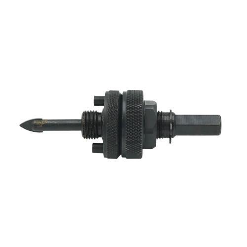 Guide pour foret 40 à 120mm