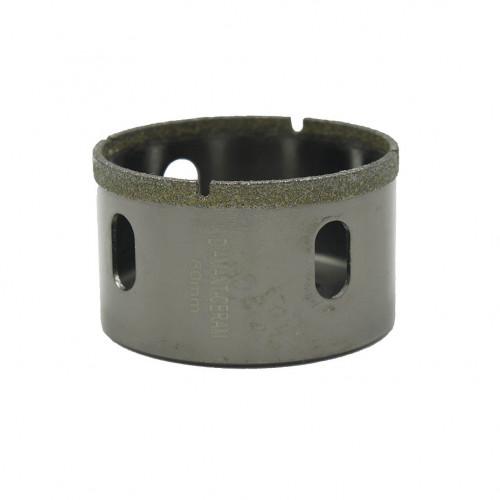 Foret diamant 60mm avec emplacement pour guide