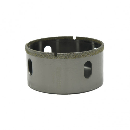 Foret diamant 70mm avec emplacement pour guide