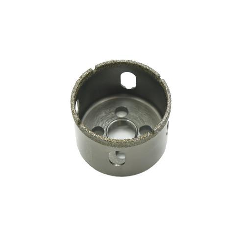 Foret diamant 50mm avec emplacement pour guide