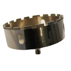 Trépan diamant céramique - diamètre 102 mm