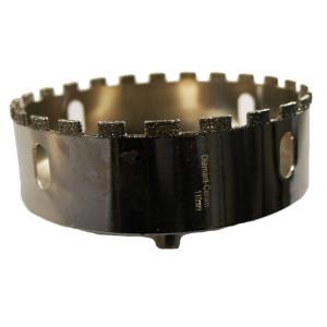 Trépan diamant céramique - diamètre 110 mm