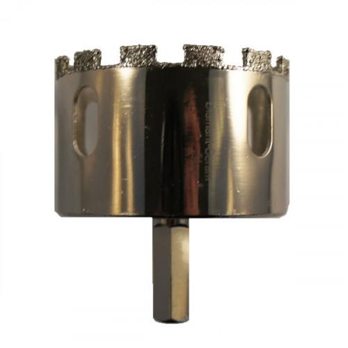 Trépan diamant céramique - diamètre 54 mm